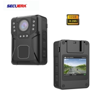 China Factory Direct Selling Super Mini H.265 IR Night Vision 1440P Body Worn Camera with Optional Wi-Fi factory