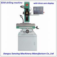 Buy cheap Highly active and accuracy wire EDM spark drill machine from Wholesalers