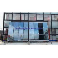 China Office Building Windows Tempered Glass/Mirror Glass Curtain Wall factory