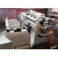 Buy cheap Polyester Film Slitting Machine for mylar cutting used on busbar insulation from Wholesalers