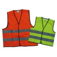 China Safety Apparel Reflective Vest for Traffic , High Visibility Custom Safety Vests factory