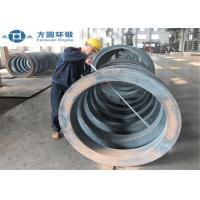 China EN10222 P305GH Carbon Steel Forged Stainless Steel Disc Proof Machined Boiler Forgings factory