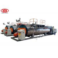 Buy cheap Automatic Fire Tube Gas Fired 1Tons Industrial Steam Boiler for Textile / Chemical / Food and Brewery from Wholesalers