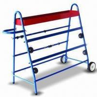 China Tier Rack with Pb-free and UV-resistant Powder Coating, Measures 1,365 x 630 x 1,035mm factory