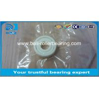 Buy cheap ZrO2 Si3N4 Open Ceramic Ball Bearings ,  Deep Groove Ball Bearings 6000CE from Wholesalers