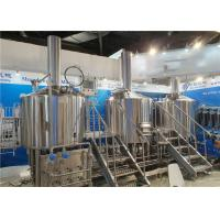 China Industrial 15kL All In One Beer Canning Equipment Easy Maintenance For Big Plant factory