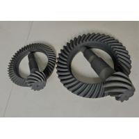 Buy cheap VOLVO Bevel Pinion And Crown Wheel , Custom Differential Crown And Pinion from Wholesalers