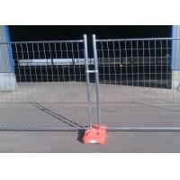 China Australia Standard Temporary Metal Fence Panels Hot Dipped Galvanized Fencing on sale