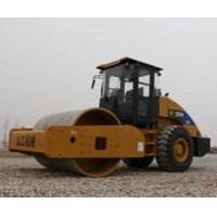 China Single Drum Road Roller 10 Ton Hydraulic Compactor Machine factory