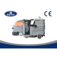 Buy cheap Dycon Saving Time Floor Cleaner Robot , Floor Scrubber Dryer Machine With A Lock from Wholesalers