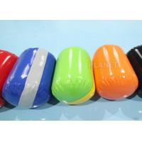 China PVC Tarpaulin Water Play Equipment Inflatable Water Buoy For Racing Marks factory