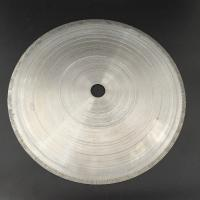 China Sintered Diamond Cutting discs for cutting glass, gemstones, lapidary factory