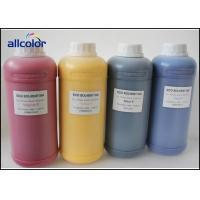 Buy cheap Digital Printer Solvent Printing Ink / Eco Solvent Printer Ink Print Fluency from wholesalers