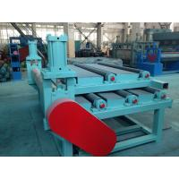 China Tolerance ±1mm Multi Blanking Line , Coil Processing Equipment High Efficient Durable factory