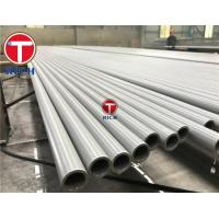 China Duplex / Super Duplex Polished Stainless Steel Tubing With Higher Intensity on sale