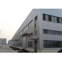 Buy cheap Design manufacture workshop warehouse steel structure building with CE Certification from Wholesalers