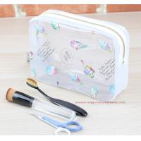 Buy cheap Waterproof PVC Toilet Kit Clear PVC Wash Bag Toiletry Wash Bag Organizer Pouch from Wholesalers