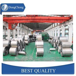 China 8006 H24 Plain Aluminum Foil Roll Heat Insulation Materials Use HS Code 760711 factory