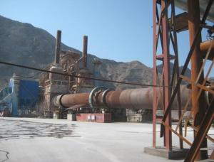 China 600tpd Cement Plant Equipments 20-40mm Active Lime Processing Plant factory
