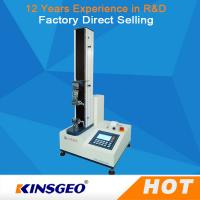 60kg Tensile Strength Equipment , Universal Material Tester With Peel Adhesion