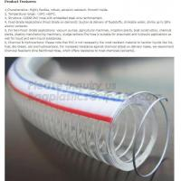 China manufacture transparent pvc steel wire spiral reinforced water hose,coveying water, oil and powder in the factories, agr factory