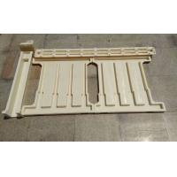 Buy cheap ABS Plastic Concrete Fence Post Moulds For High Bridge And High Speed Rail Side Fence from Wholesalers