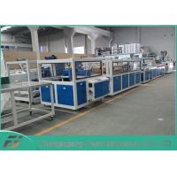 Buy cheap 1200mm Plastic Profile Production Line Easy Maintenance OEM / ODM Available from Wholesalers