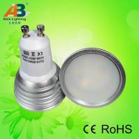 Buy cheap gu10 smd 5630 led spotlight bulb with cover from Wholesalers