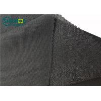 Buy cheap 100% Polyester Mesh New Warp Knit Woven Fusible Interlining Fabric For Suit Uniform Clothing from Wholesalers