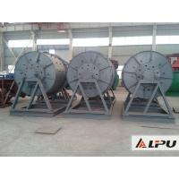 Buy cheap Horizontal Cylindrical Ceramic Ball Mill For Feldspar , Quartz , Clay from Wholesalers