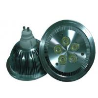 Buy cheap High Efficiency GU10 10W LED AR111 Downlight Fixture, 50000 Hours Lifespan Led Downlighting from Wholesalers