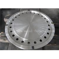 China P355QH EN10273 Carbon Steel Forged Disc PED Export To Europe 3.1 Certificate Pressure Vessel Blank Flange factory