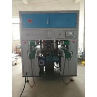 Quality Double Lane Tissue Paper Converting Machine 3 Servo Control Rotary Cutting for sale