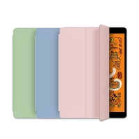 China PU Leather Shockproof Ultrathin 10*18*25cm Smart Tablet Cases factory