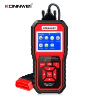 China Universal OBD2 And Can Scanner OBDII Code Reader Durable For Check Engine Light factory