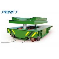 Buy cheap Motorized Coil Rail Transfer Cart from Wholesalers