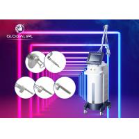 Buy cheap Air Cooling 50W 10600nm CO2 Fractional Laser Machine For Skin Resurfacing from Wholesalers