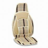 China Car Cushion, Made of Bamboo, Available in Different Colors factory