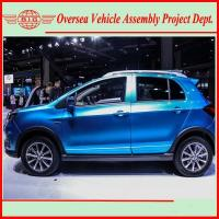 Buy cheap Pure Electric Cars / Electric SUV High Speed Automobile Assembling from Wholesalers