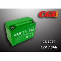 Buy cheap Rechargeable Lead Acid Battery CB1270MC 12V7Ah Backup UPS Motorcycle Application from Wholesalers