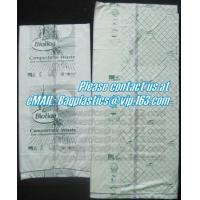 China Corn starch bags, Biodegradable Plastic Bags, eco friendly bags, Waste disposal bags factory