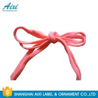 China Knit Polyester Elastic Band Fabric Cotton Tape Elastic Binding Tape factory