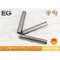 Buy cheap 1.85g/cm3 Welding 10.4mm / 7.4mm Carbon Rod , 48 HSD Extruded Graphite Stirring Rod from Wholesalers