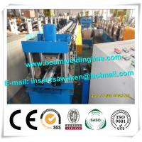 China Roller Shutter Steel Silo Forming Machine for Roof andWallSheet factory