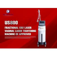 Buy cheap 10600nm Laser Beauty Machine / 50W Co2 Laser Fractional Skin Resurfacing from Wholesalers