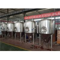 China 300L 2 Vessels SUS304 Craft Beer Brewing Equipment With Hot Water Tank factory