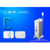 China TUV Medical Laser Hair Removal Machines OPT Technology White / Grey Color on sale