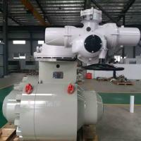 China Chemical Resistance Actuator Valve Well - Adapted Motor Operated Valve on sale