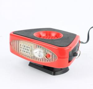 China 150w Dc12v Portable Car Heaters With LED Light factory