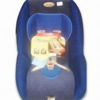 China Children's Car Seat with Double Safety Belts, Measures 46 x 43 x 81cm factory